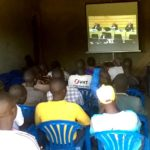 Live screening of the opening of Ongwen's trial in Uganda